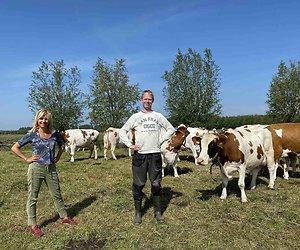 Boer Willem in Onze Boerderij