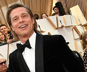 Brad Pitt in TLC-woonprogramma Celebrity IOU