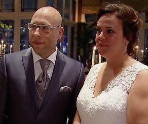 Married at first sight-koppel Bram en Patty ouders geworden