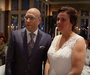 Bram en Patty van Married at First Sight in verwachting!