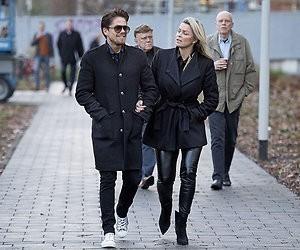 André Hazes en Bridget Maasland uit elkaar