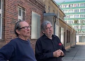 Op onderzoek uit in Duitsland in Broeders in Berlijn