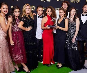 Brugklas wint Gouden Stuiver 2017