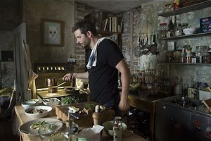 Koken met Bradley Cooper