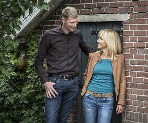 Boer John heeft na opnames Boer zoekt vrouw alsnog de liefde gevonden
