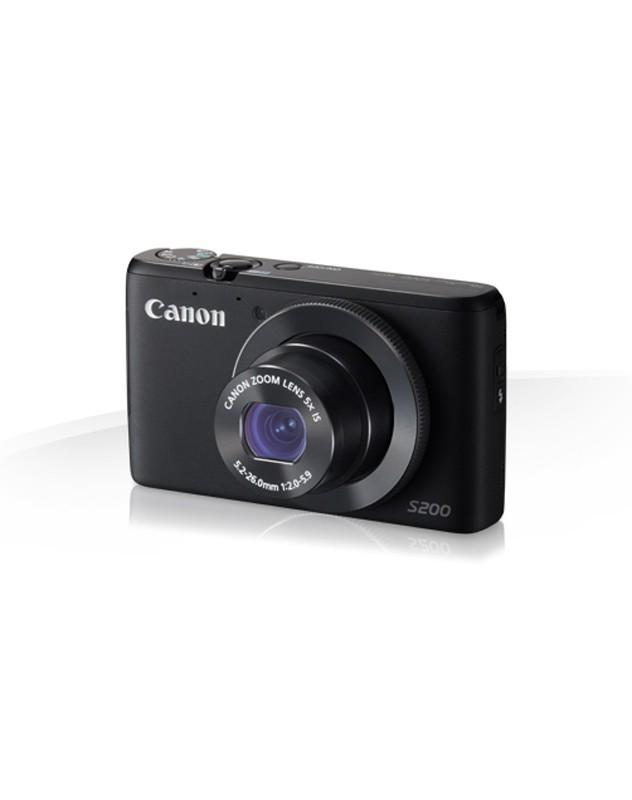 Win een Canon Powershot S200 t.w.v. 200 euro!
