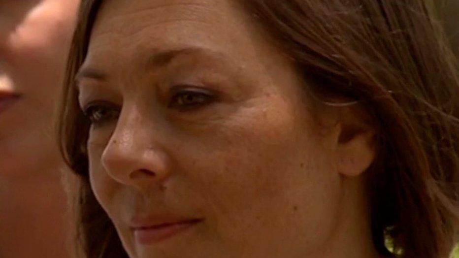 Cécile Narinx vijfde afvaller Wie Is De Mol?