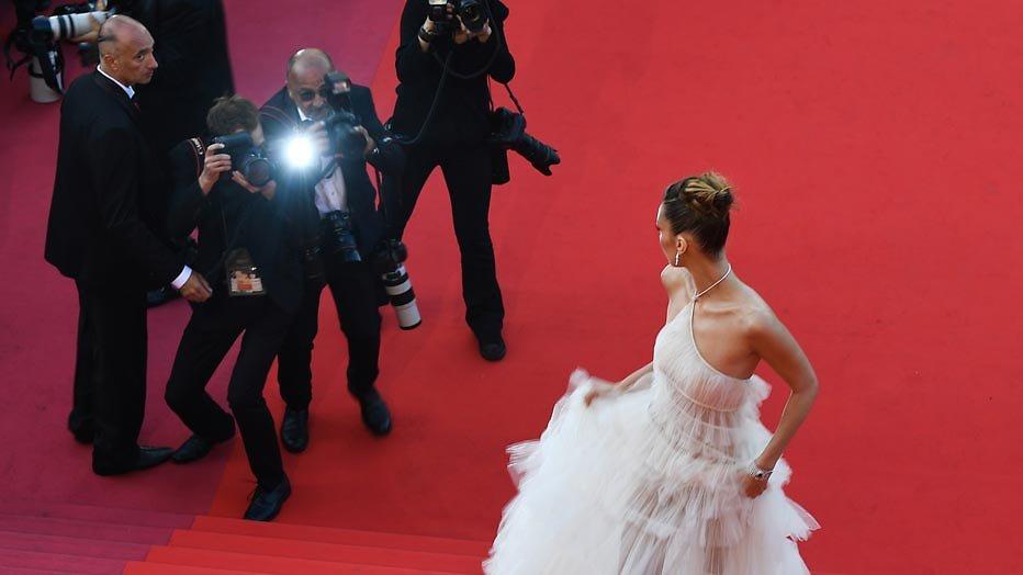 De 10 mooiste foto's van het Filmfestival in Cannes