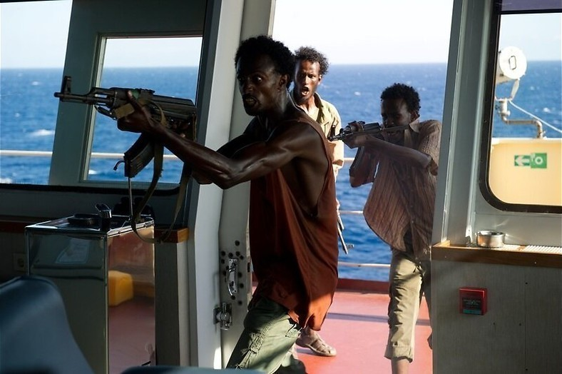 Captain Phillips: Tom Hanks gegijzeld op zee
