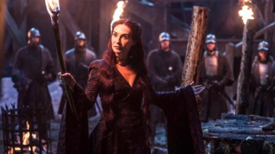 Carice van Houten te porren voor comeback in Game of Thrones prequel