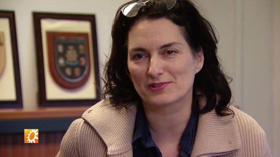 Carly Wijs in nieuwe politieserie Suspects