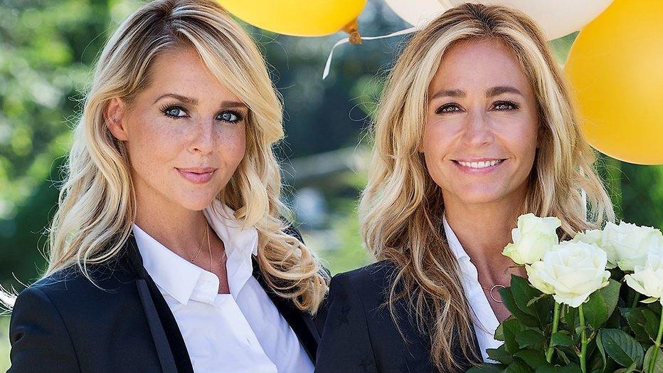 Nieuw presentatieduo Chantal Janzen en Wendy van Dijk