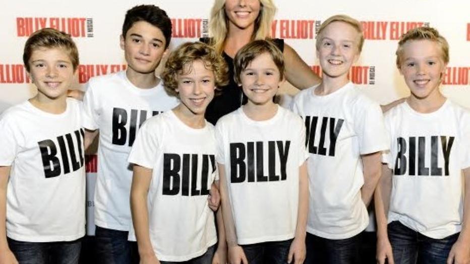 RTL 4 start met Billy Elliot: Van Auditie Tot Applaus