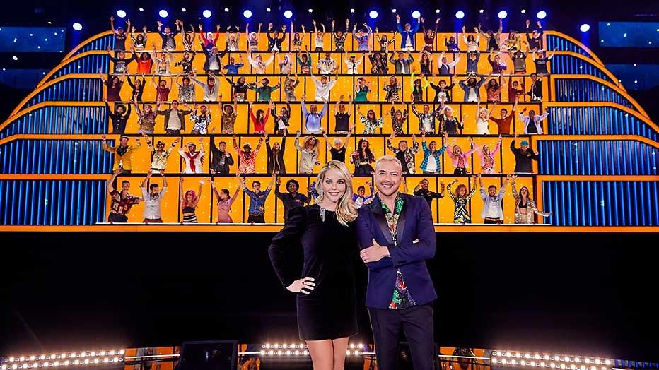 NIeuwe show Chantal en Jamai op RTL