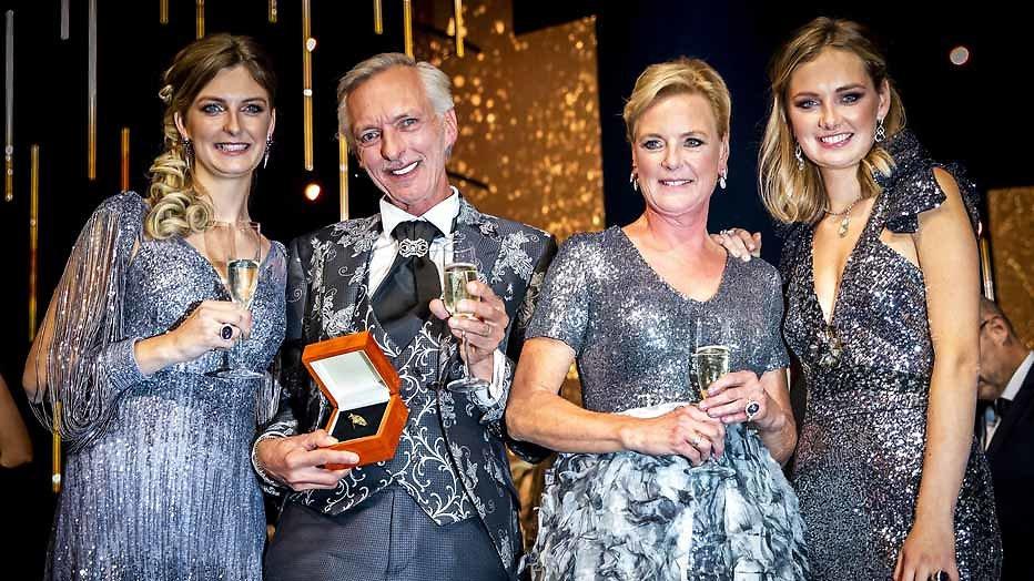 De TV van gisteren: Gouden Televizier-Ring Gala breekt kijkcijferrecord