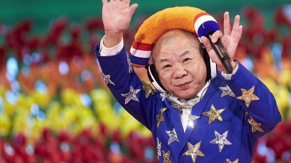 Kijkers Ik Hou Van Holland missen meneer Cheung