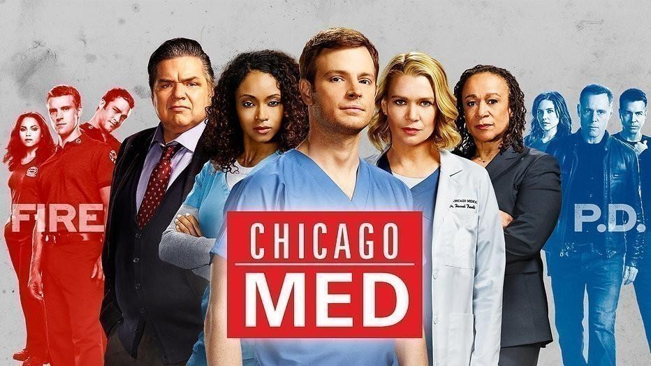 Nieuwe ziekenhuisserie Chicago Med op FOX