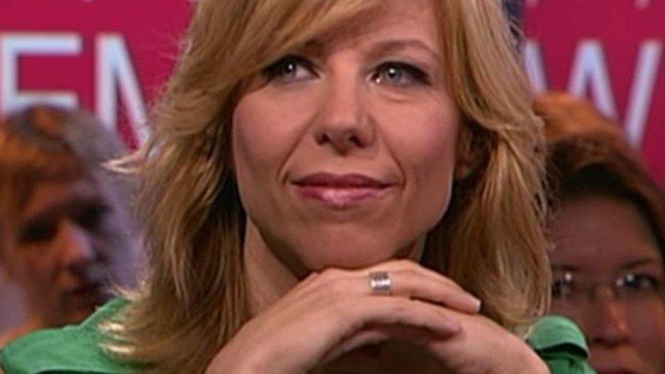 Claudia de Breij blies eigen talkshow op laatste moment af