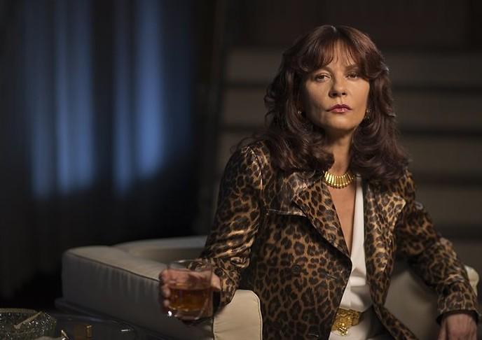 Catherine Zeta-Jones als vrouwelijke drugsbaron