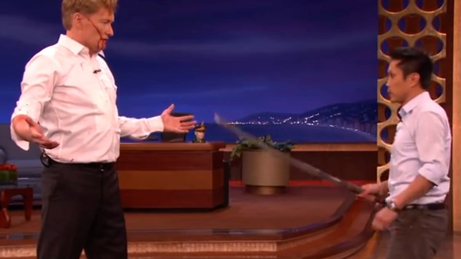 Talkshow Conan O'Brien ook in China populair