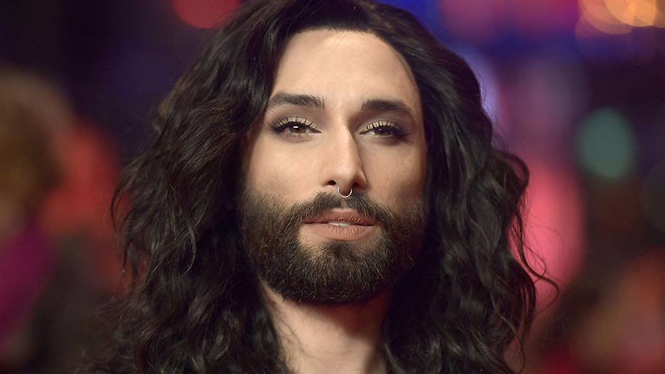 We herkennen Conchita Wurst niet meer terug