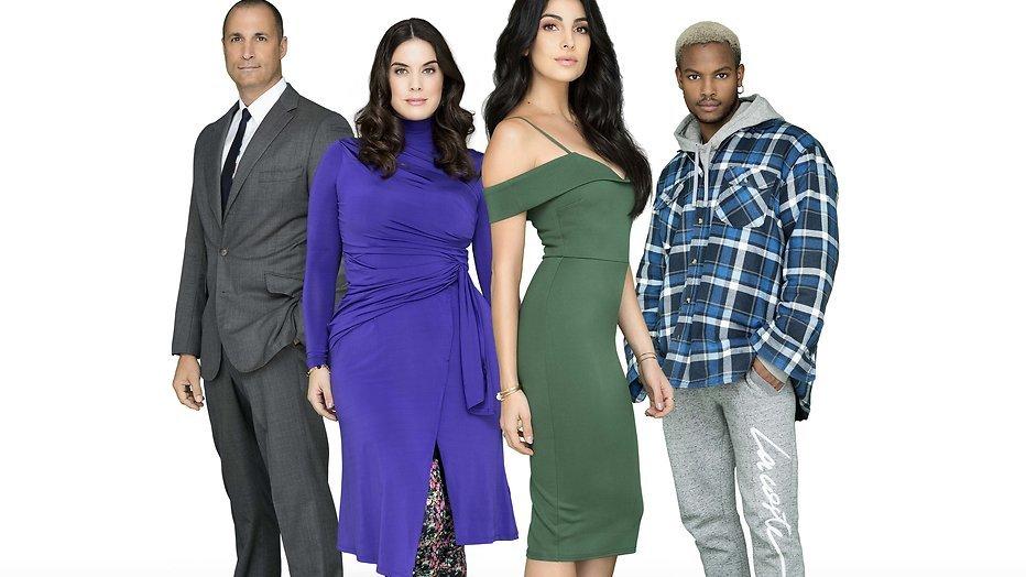 De TV van gisteren: Curvy Supermodel blijft ondermaats presteren