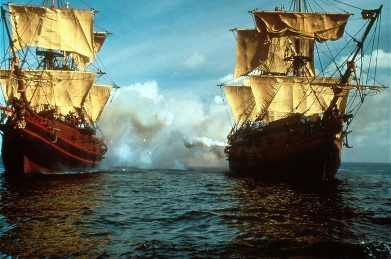 Cutthroat Island: Geena Davis op piratenavontuur