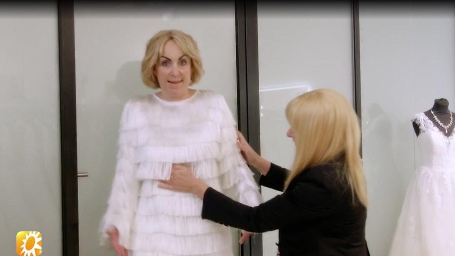 MAFS-Chantal in de TV Kantine
