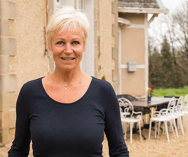 Caroline uit Chateau Meiland heeft een nieuwe baan!