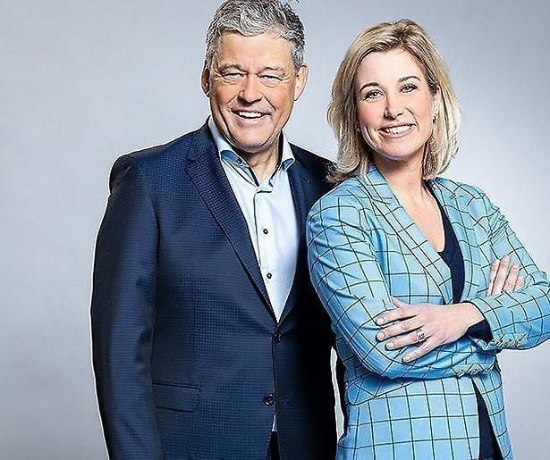 Charles Groenhuijsen en Carrie ten Napel het populairste Op1-duo