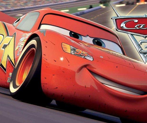 Olav Mol in Cars 3