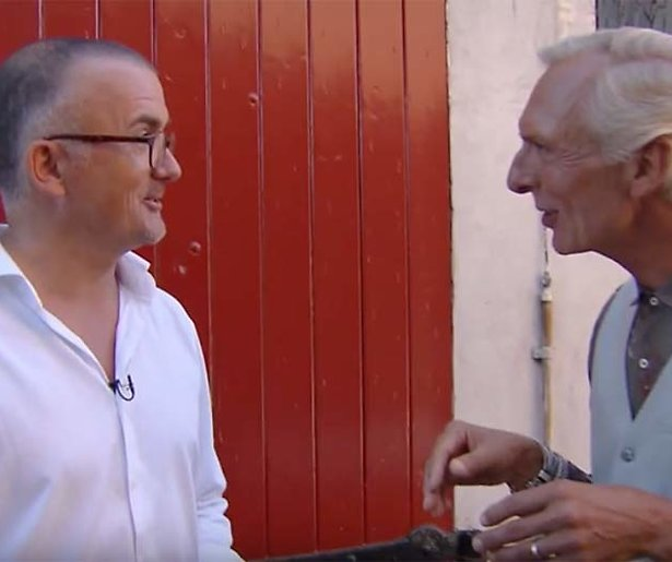 Videosnack: Ricardo van Cash or Trash mag naar Chateau Meiland
