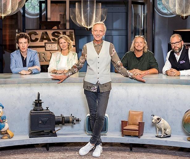 Martien Meiland mag tweede seizoen Cash or Trash maken