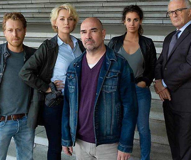 Nieuwe namen toegevoegd aan cast Flikken Rotterdam