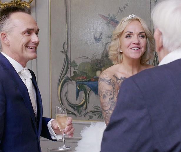 Videosnack: Chantal ontmoet haar schoonouders in Married at Frist Sight