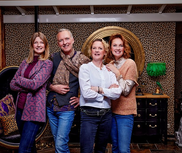 De TV van gisteren: Chateau Meiland beleeft briljante comeback