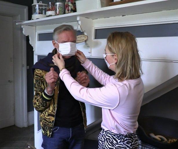 Martien Meiland kampt met zorgwekkende gezondheidsklachten