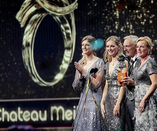 Winnaar Gouden Televizier-Ring 2019: Chateau Meiland
