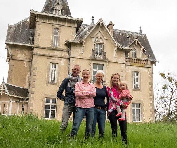 Chateau van de Meilandjes staat nu dan écht te koop