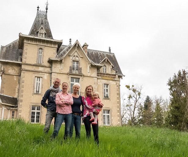 Martien en Erica Meiland moeten naam van hun chateau veranderen