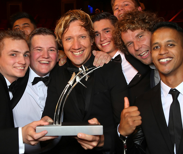 Checkpoint wint Gouden Stuiver 2014