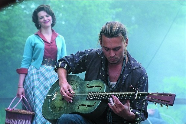 Bonbons maken met Johnny Depp