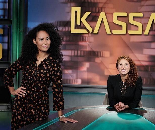 Ciana Mayam gaat De belbus doen bij consumentenprogramma Kassa