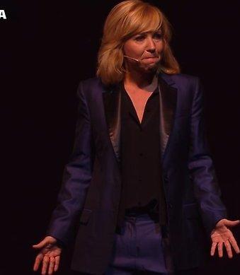 De TV van gisteren: Claudia de Breij scoort het best op matige tv-avond