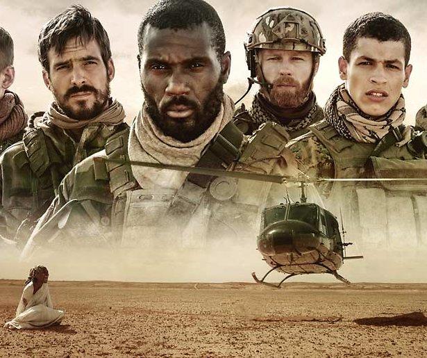 Bekijk de bloedstollende trailer van thrillerserie Commando's