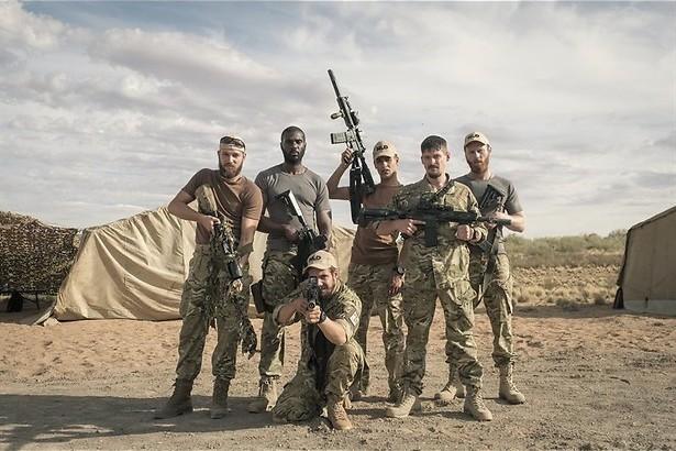 Oorlogsserie is een anti-oorlogsserie