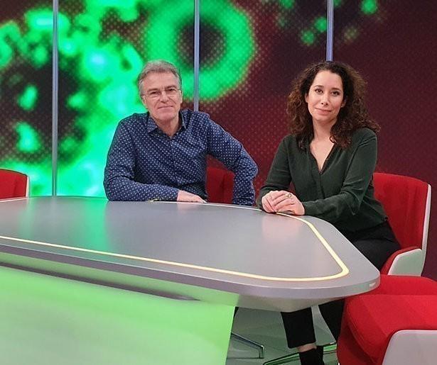 De TV van gisteren: Meer kijkers voor NOS-special over coronavirus