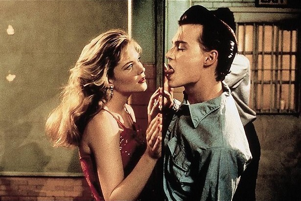 Johnny Depp blijft maar huilen