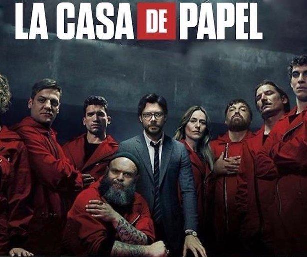 De grote La Casa de Papel-quiz