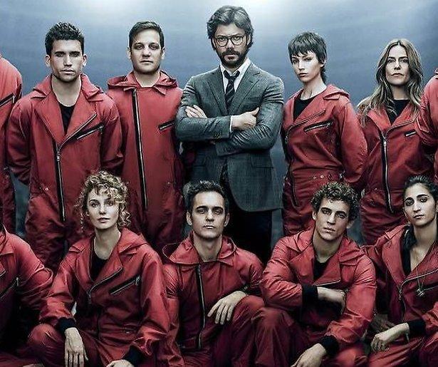 Netflix komt met vijfde seizoen La casa de papel